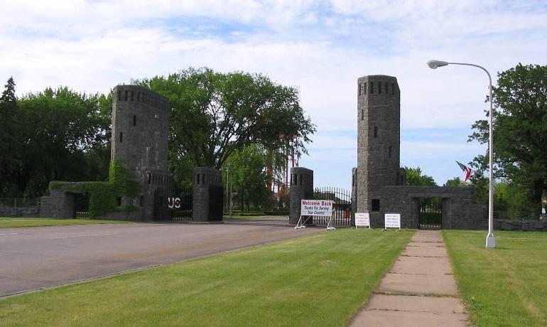 military historical society of minnesota    camp ripley