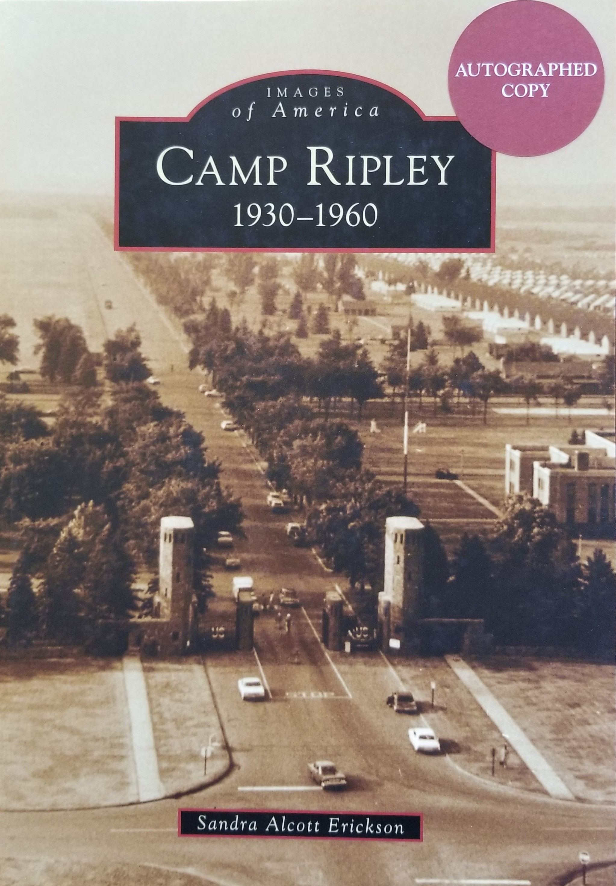 Camp Ripley, 1930-1960 Cover Art