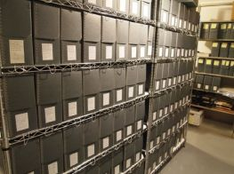 The museum archives contain thousands of documents reflecting Minnesota's rich military history.