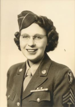TSgt Dolores M. Vosika