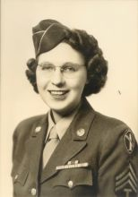 Tech-Sgt. Dolores Marie Vosika