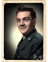 Technical Sergeant Ralph Wesley Thompson