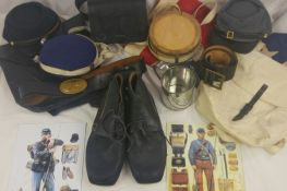 Partial contents of Civil War Trunk #1