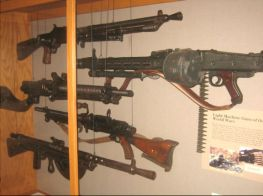 The Arms Room: Light machineguns of World Wars I and II.
