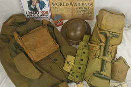 Contents of World War I Trunk