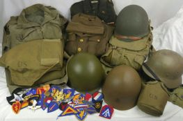 Contents of World War II Trunk